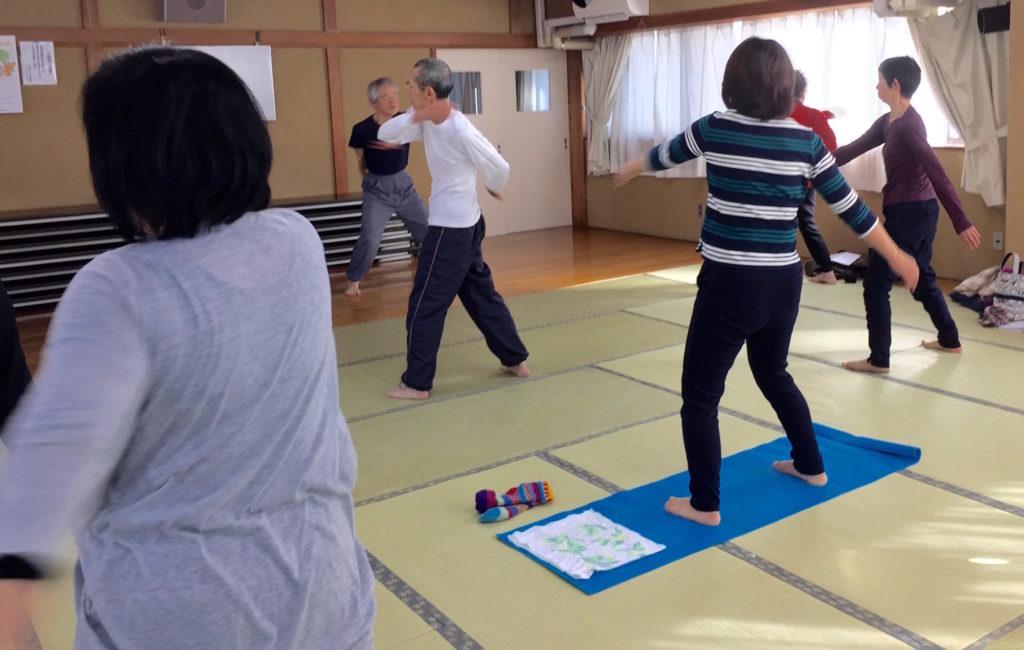 rakuninaru yoga1