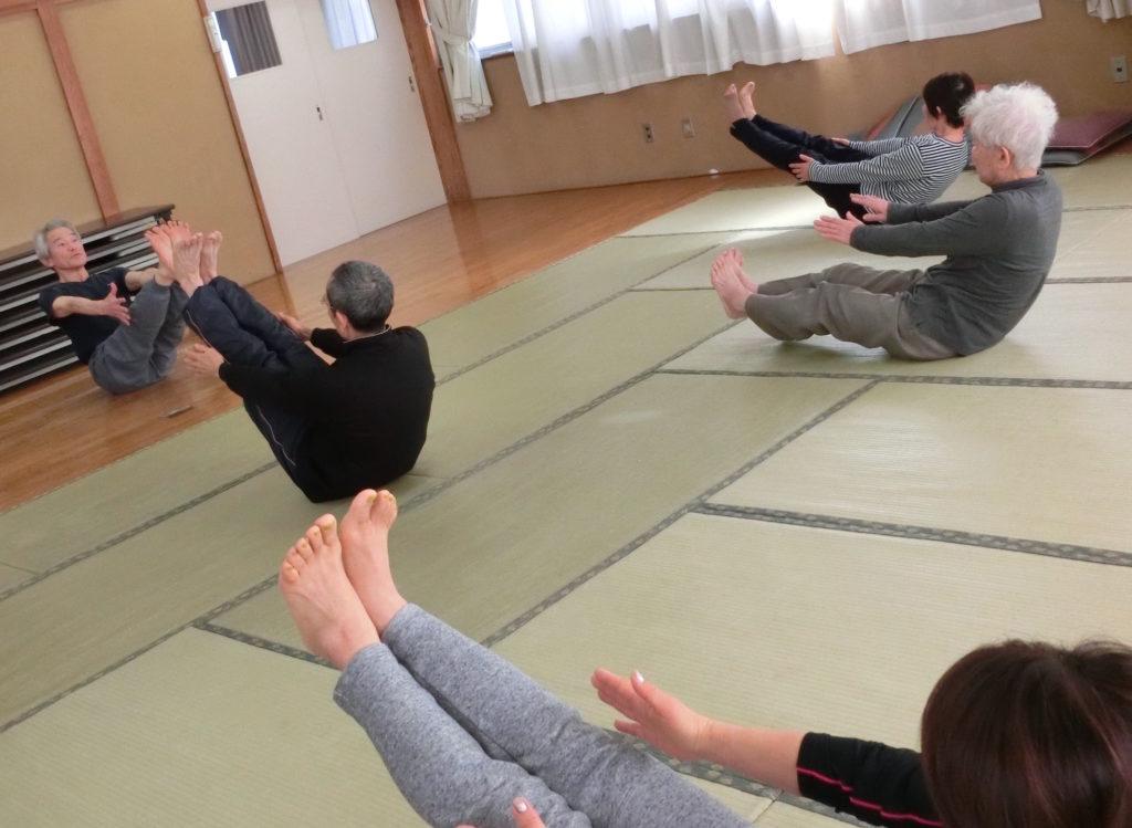 yoga fune no pause